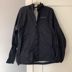 Marmot Men's Raincoat in Black